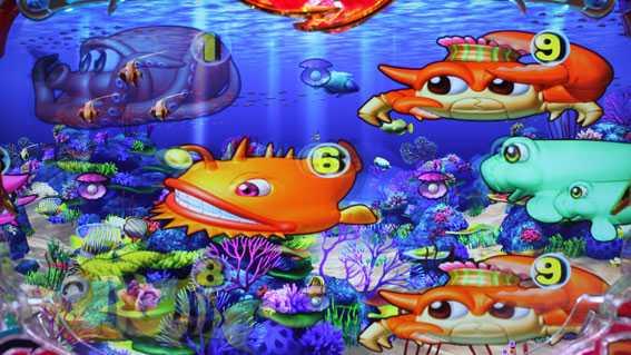 スーパー海物語 IN 沖縄5 アイマリン ノーマルリーチ