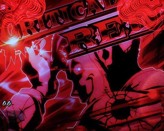 ルパン三世復活のマモー 219 CRITICAL RED