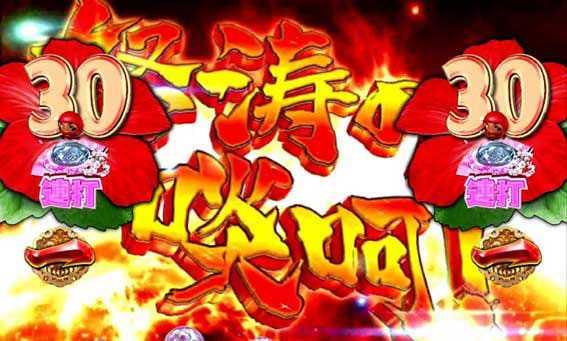 PA遠山の金さん2 遠山桜と華の密偵 JWD 怒涛の啖呵リーチ