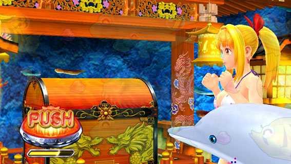 スーパー海物語IN沖縄5 桜バージョン 左