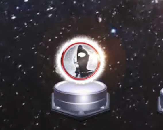 ウルトラ6兄弟 ライト ウルトラアイコン保留