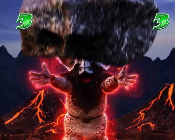 ウルトラ6兄弟 ライト 弱攻撃