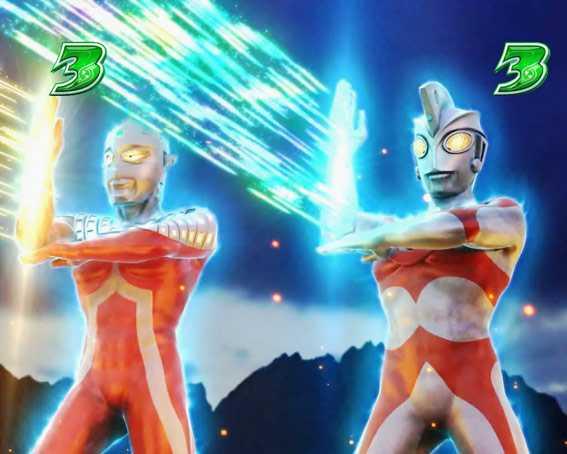 ウルトラ6兄弟 ライト 共闘